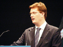 The Right Honourable Danny Alexander, MP for Inverness, Nairn, Badenoch & Strathspey