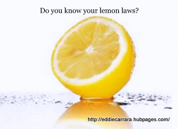 Do you know your Lemon Laws?