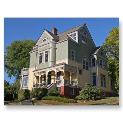 Walker Ames House built in 1888