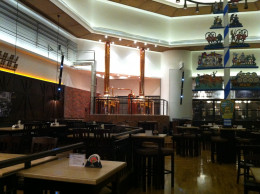 German restaurant with micro brewery in Tai Ko Hui Shopping Mall