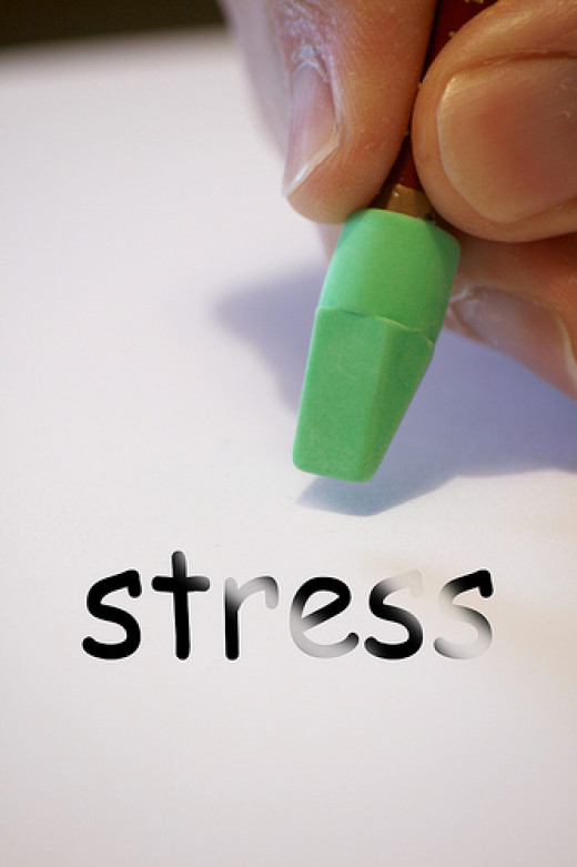 Finding your personal way of dealing with stress will help you in health and in your relationships.