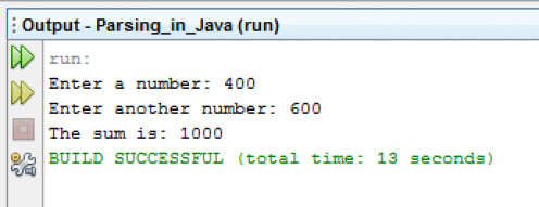 java how to tell if a string is an integer