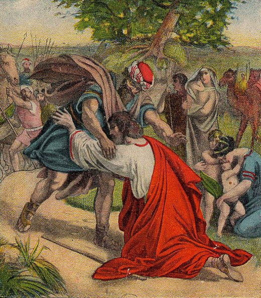 Reconciliation of Jacob and Esau