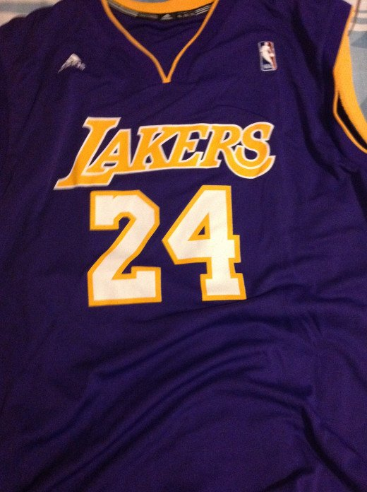 Kobe Bryant for me is the epitome of the Lakers franchise!