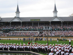 2013 Kentucky Derby Hopefuls Are Hitting The Dirt!