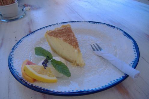 Traditional Milk Tart