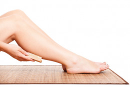 Body brushing is a great way to consistently exfoliate your skin