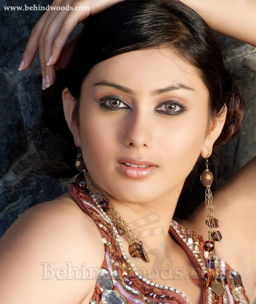 namitha hot look