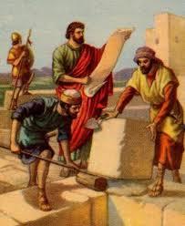 Jerusalem Construction Workers