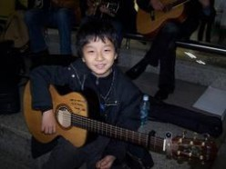 SUNGHA JUNG - The Makings of a Guitar Hero