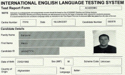 How to Take the IELTS English Language Test