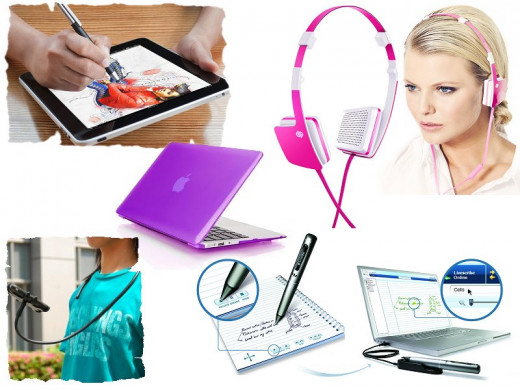 Gift Ideas for Teen Girls - Cool Electronics