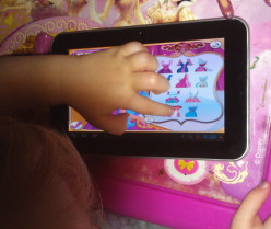 Buying And Android Tablet Or Ipad For A Toddler