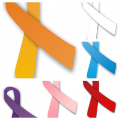 Awareness Ribbons, and their Meanings