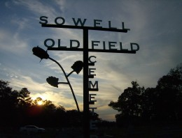 Old Sowell Field Cemetery