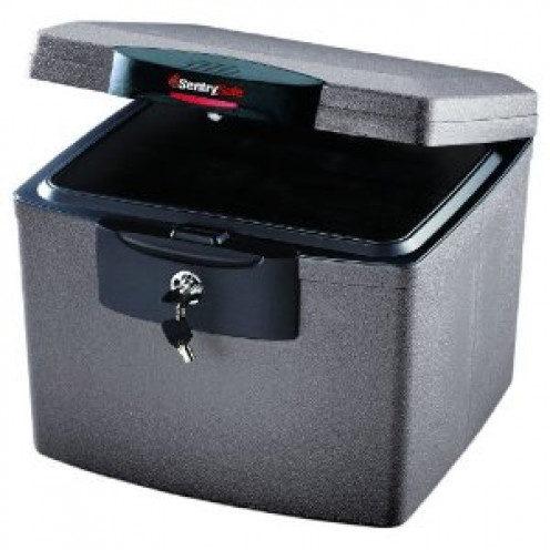 Protect your valuables with a security safe.