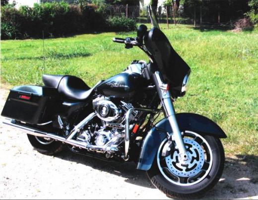 '08 Harley Davidson Street Glide