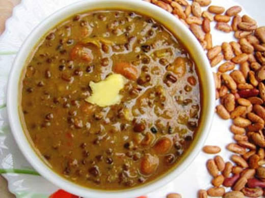 Dal Makhani ... So tasty and beautiful looking