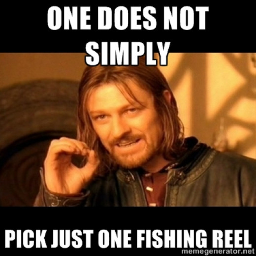 What fishing reel to buy