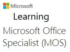MOS (Microsoft Office Specialist) Certification