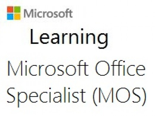 A Microsoft certification like the Microsoft Office Specialist (MOS) can help round out your resume