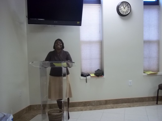 Women's Choir Workshop presentation 3/31/12