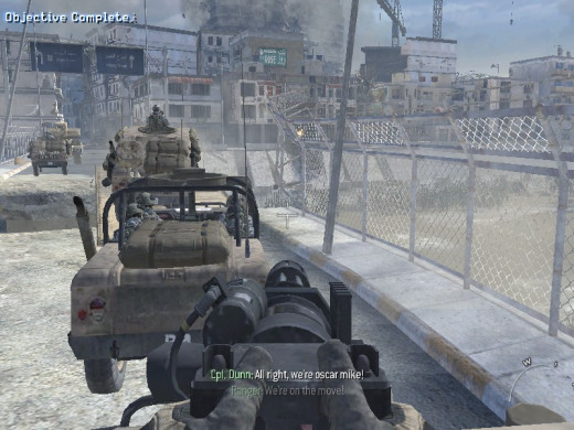Modern Warfare 2 had a singleplayer? Really?