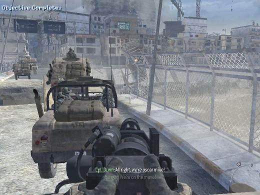 Modern Warfare 2 had a singleplayer? Really?