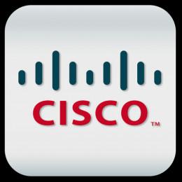 Cisco logo.