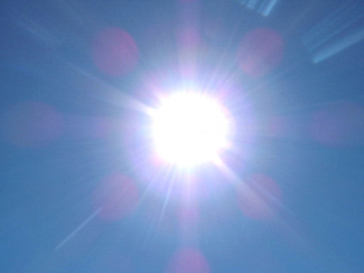 Get Vitamin D naturally from the sun