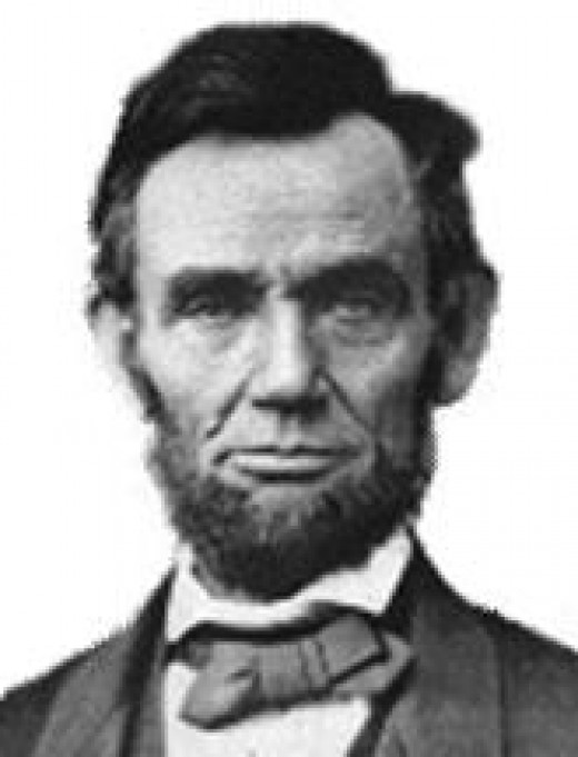 Abraham Lincoln, 16th President of The United States. Feb. 12, 1809-April 15, 1865 Lincoln was assassinated by John Wilkes Booth on April 14, 1865, one month before the war ended. The war lasted 4 years.
