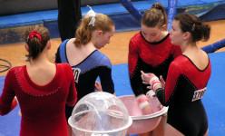 How to Stretch to Warm Up for Gymnastics