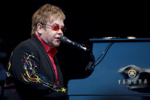 Elton John: Singer and Songwriter