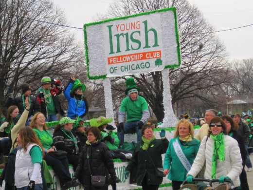 Young Irish Fellowship Club of Chicago