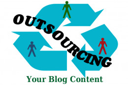 outsourcing your blog