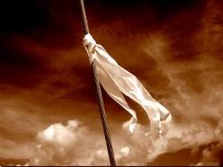 My White Flag Hangs Tonight