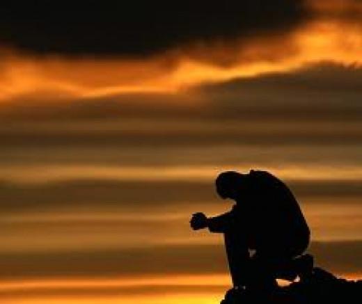 Prayer or Contemplation?
