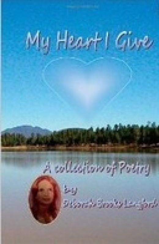 Debbie's poetry book