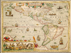The Changes Experienced by a Hierarchial Society of Latin America
