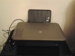 hp Deskjet printer.