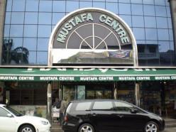 Visiting Singapore: Mustafa Center