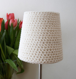 Crochet Lampshade