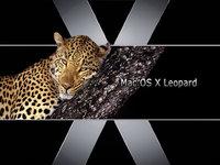 Leopard OS X 10.5.