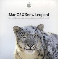 Snow Leopard OS X 10.6.x