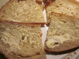 Bread with oleo (optional)