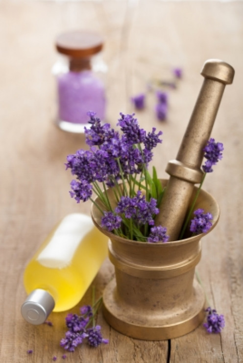 lavender is the one herb that has many beneficial uses in beauty products.