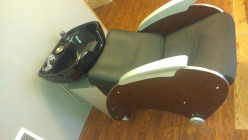 How can I sell my gently used barber chair and station?