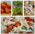 Easy Fat-Free Vegan Pasta Salad Recipe