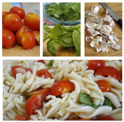 Easy Fat-Free Vegan Pasta Salad Recipe