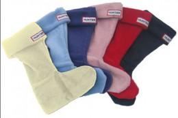 Fleece stockings for your Wellies